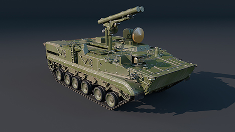 "9П157-2 ""Хризантема"""