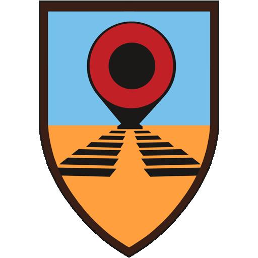 Декаль Эмблема 600-й бронетанковой бригады Армии обороны Израиля