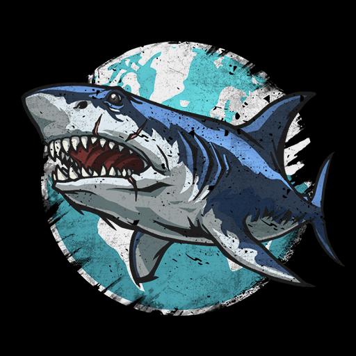Сезонная декаль «Акула войны»
