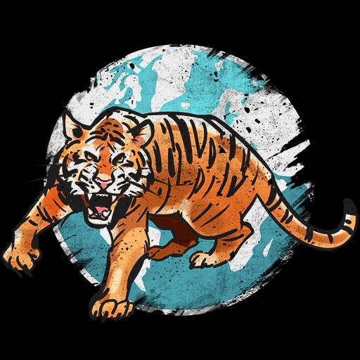 Сезонная декаль «Тигр войны»