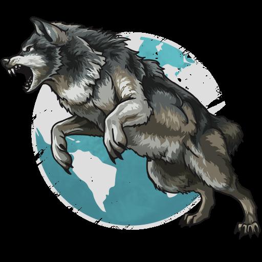 Сезонная декаль «Волк войны»