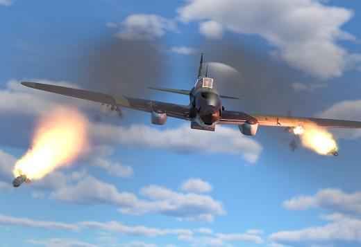 Новые визуальные эффекты для авиации