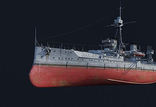 Линкор Dreadnought