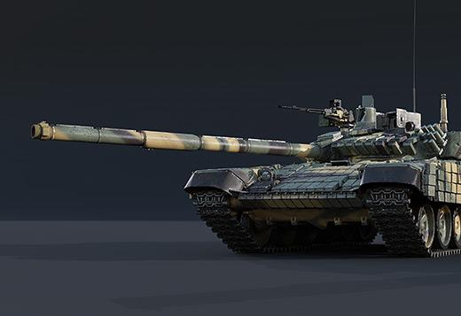 Т-72АВ (TURMS-T)