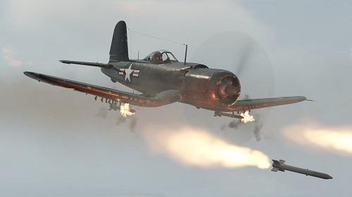 F2G-1 Super Corsair (США)