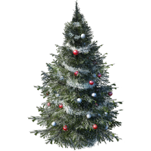 Декоратор «Новогодняя ёлка»