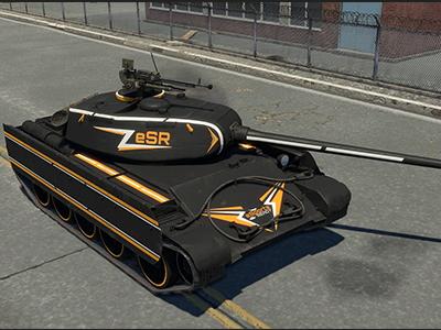 "Камуфляж ""eSports Ready"" для T-44-100"