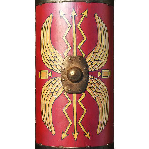 Декоратор «Щит Скутум»