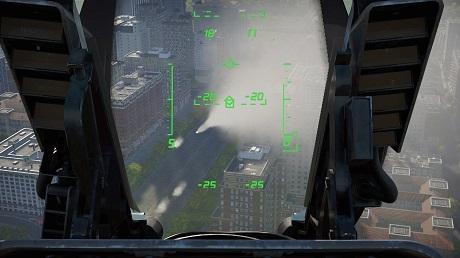 Пуск УРВП AGM-65A по захваченной цели.