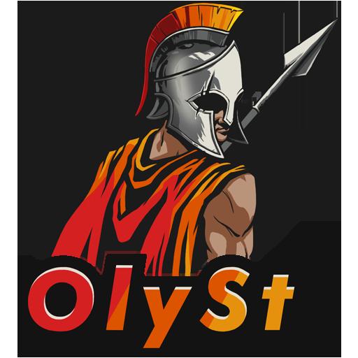 """Декаль """"Команда OlySt"""" и титул """"Фанат команды OlySt"""""""