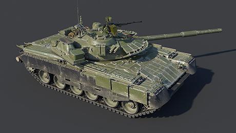 ОБТ Т-80БВМ