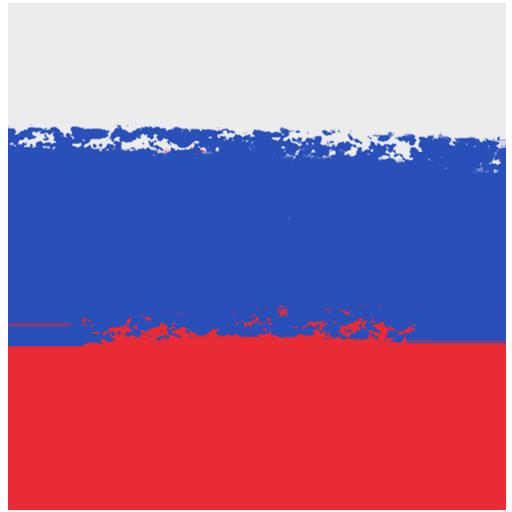 Декаль «Сердце России»