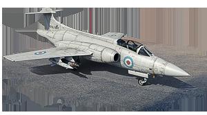 Buccaneer S.1 6 ранг, Британия,  акционный Подробнее о технике