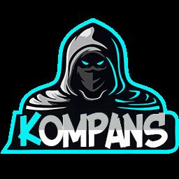 2 место — команда kompans