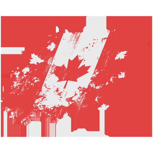 Декаль «День Канады»