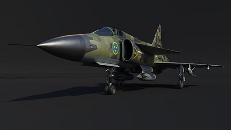 SAAB JA37C Jaktviggen