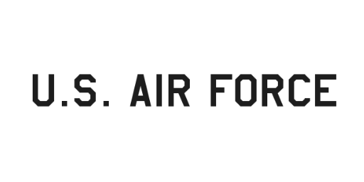 U.S. AIR FORCE text