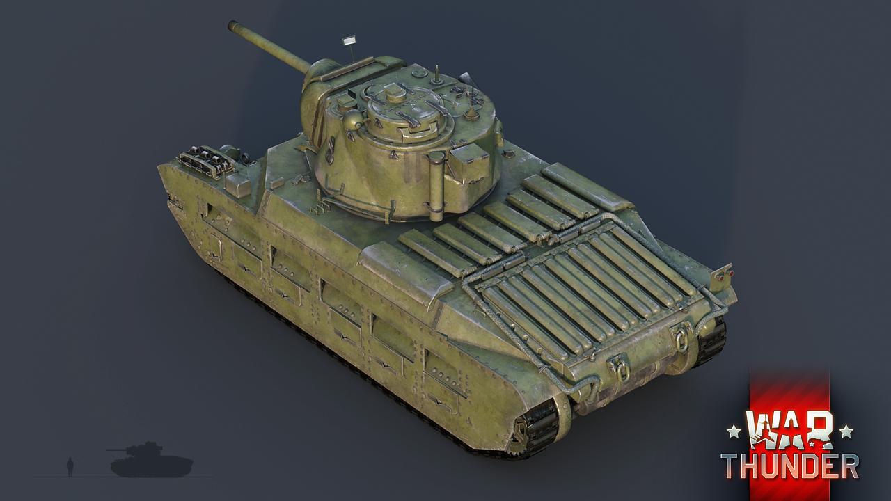 танк матильда вар тандер