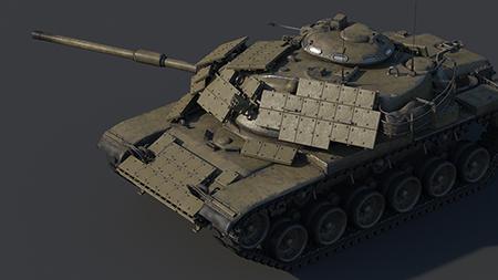 M60A1 Rise (P) США