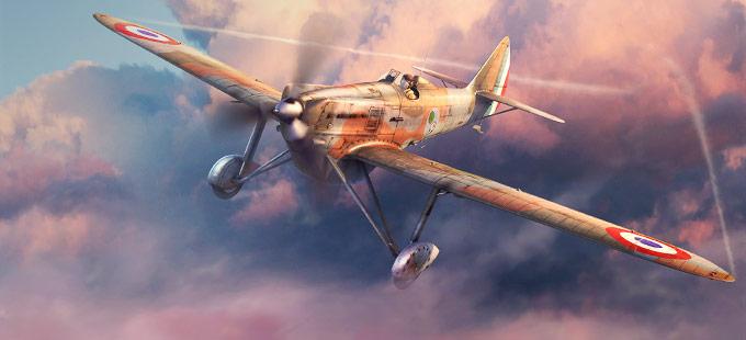 Премиумный самолёт D.510 Пальера