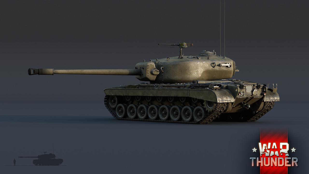 т34 американский вар тандер