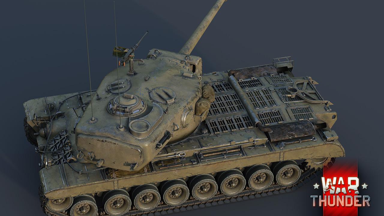[В разработке] Heavy Tank T34: внушающий уважение ...