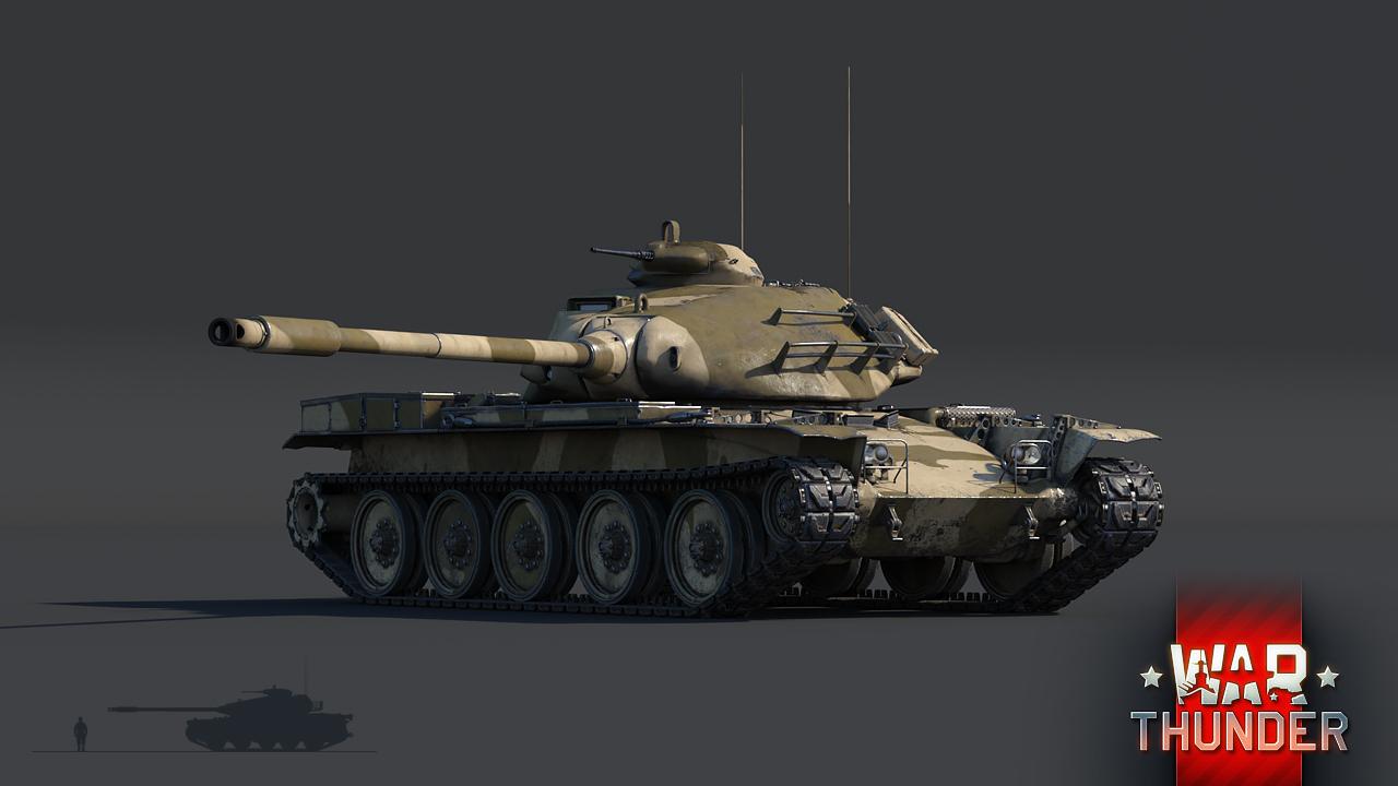 танк т 95 в war thunder