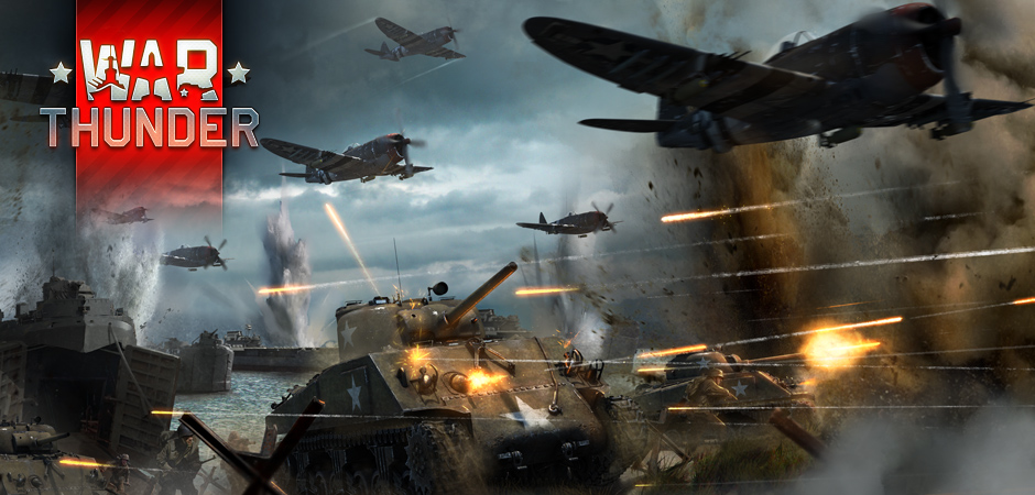 invasion war thunder