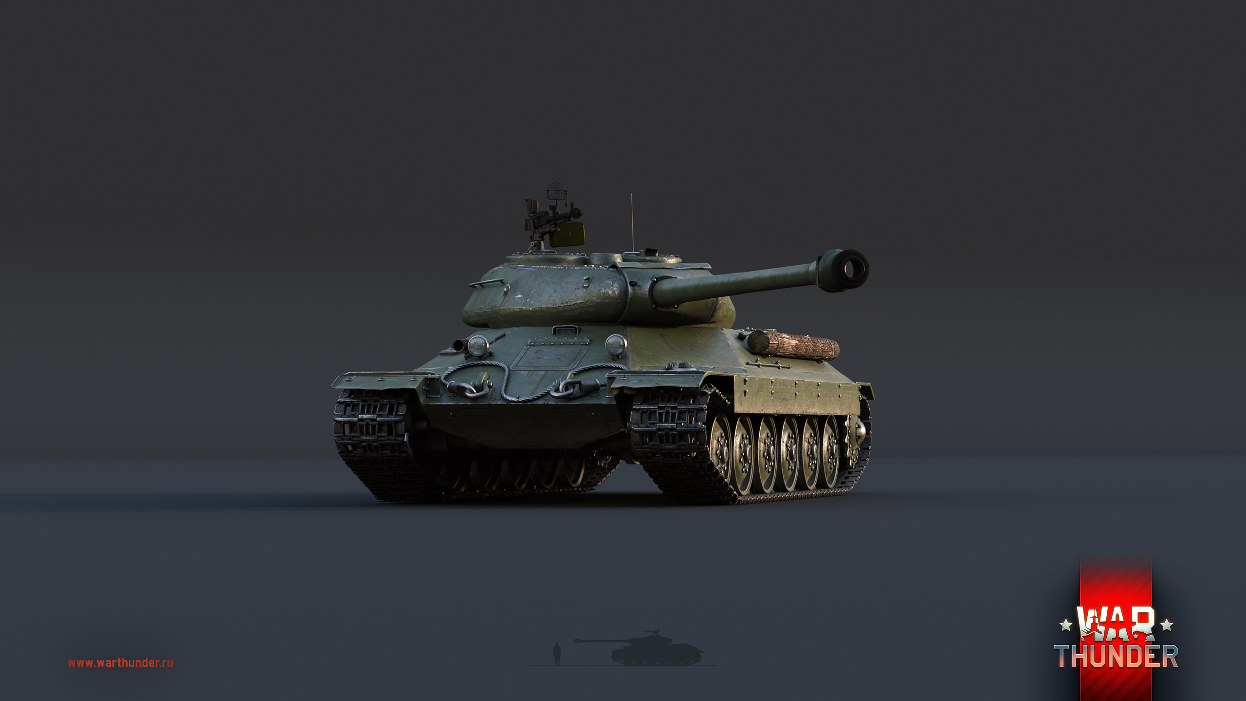 war thunder танк ис