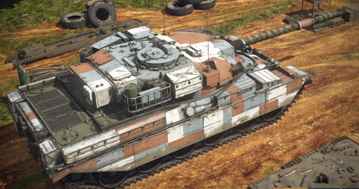 пользовательские камуфляжи для war thunder танки