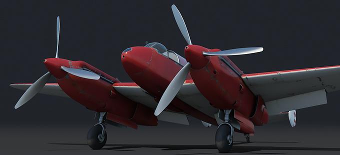 И-29 -тяжёлый двухмоторный истребитель СССР с впечатляющей огневой мощью.