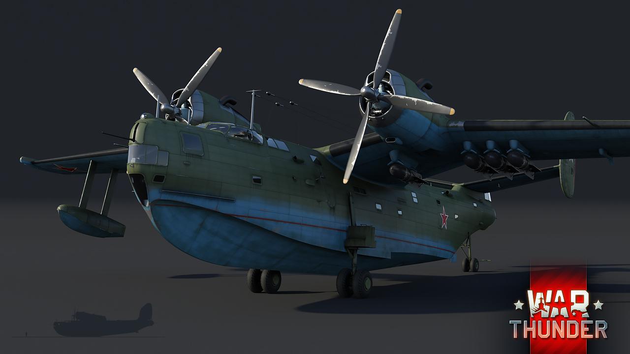 Бe-6 СССР