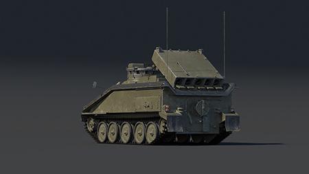 FV102 Striker Великобритания