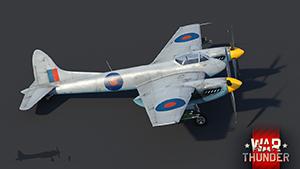 Hornet F.3  Великобритания