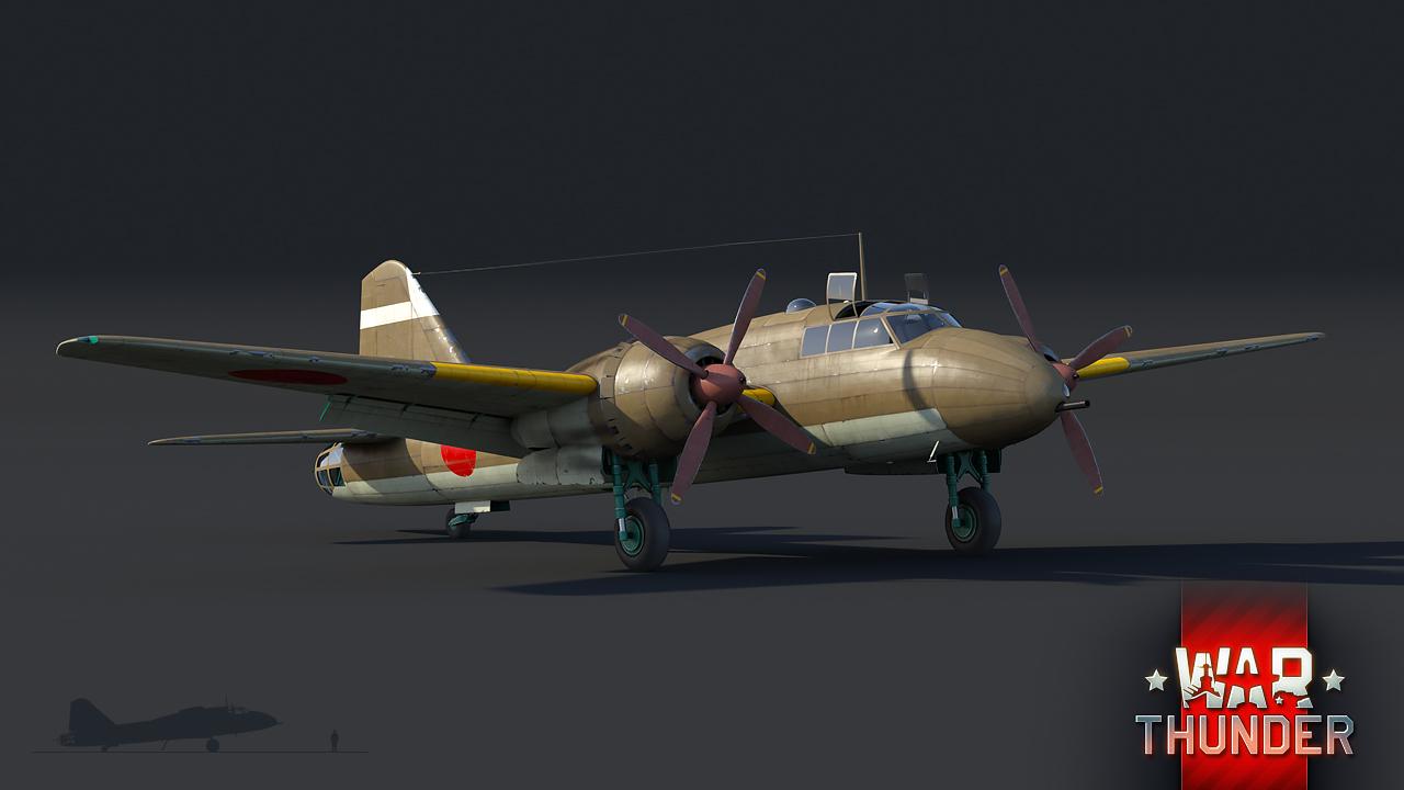 Ki-109  Япония