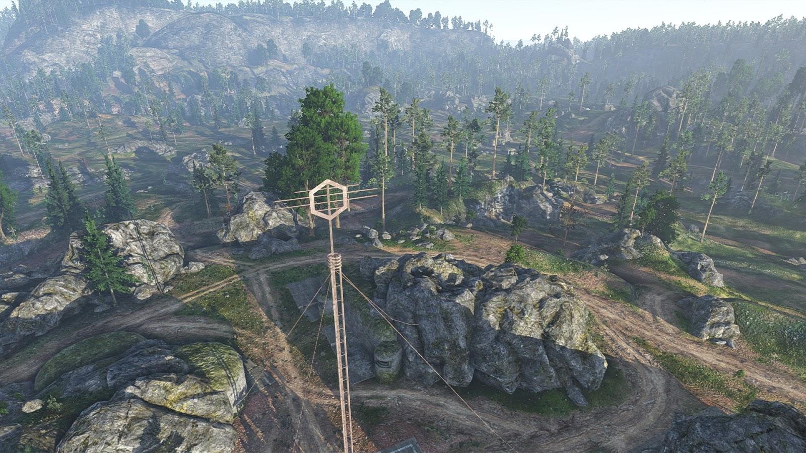 DevelopmentIn Development Ground Forces map changes - War Thunder