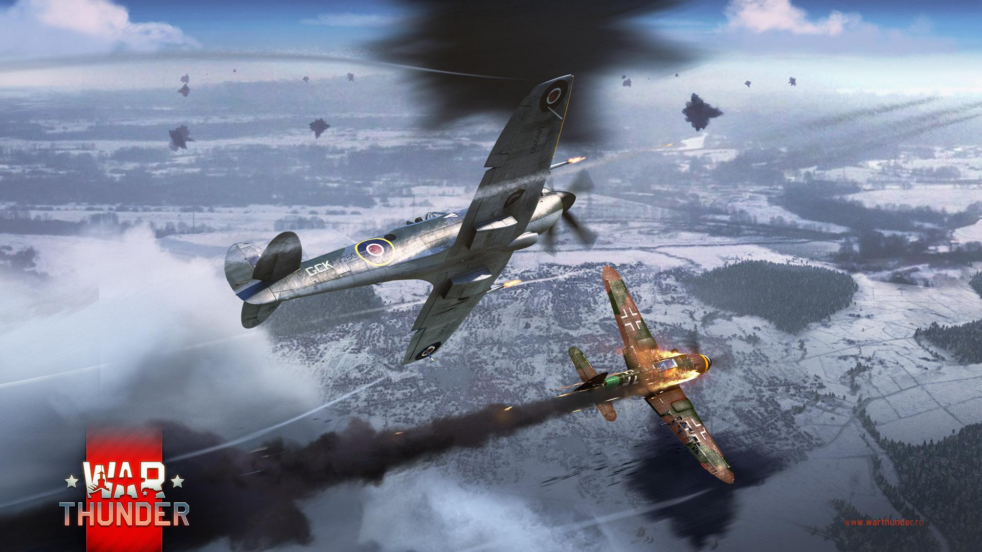 Обои войны, bf.109, мировой, Fw-190, истребители, второй. Авиация foto 15